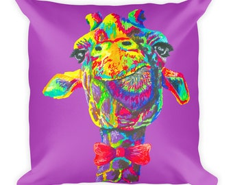 Gary Square Pillow