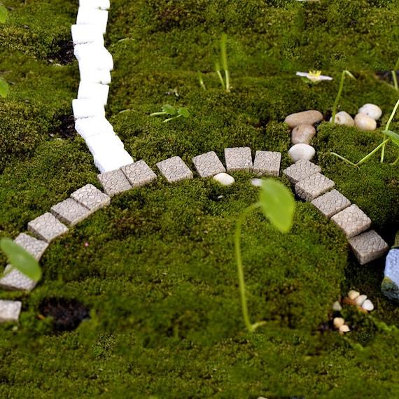 20pcs Mini Stone Ladder Terrarium Figurines Zakka Fairy Garden Etsy