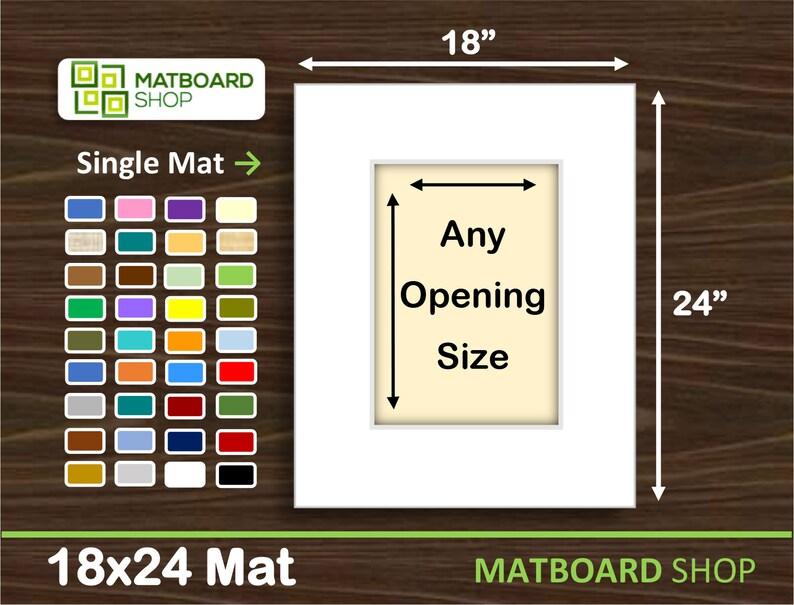 18x24 Premium Matboard image 0