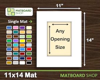 11x14 Premium Matboard