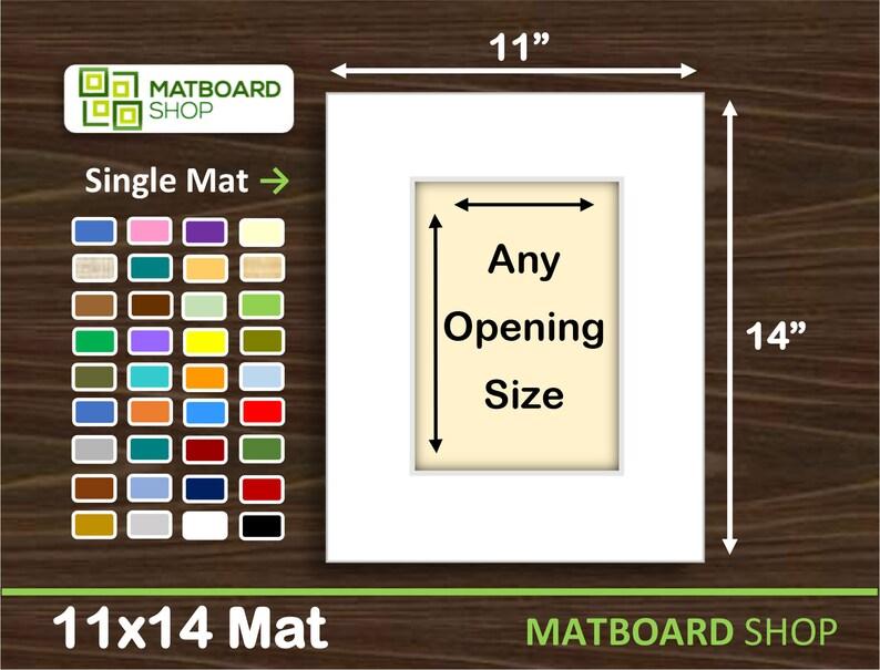 11x14 Premium Matboard image 0