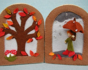 Autumn Icon, a DIY package
