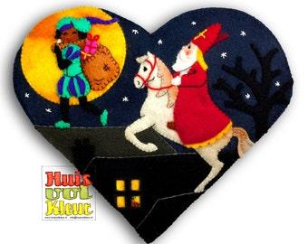 Hartje Sinterklaas a Handiwork Package