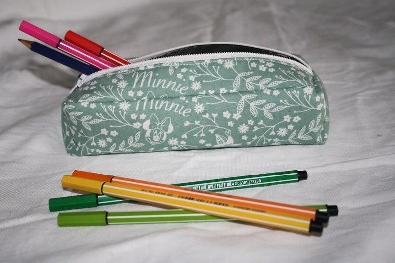 pencil pouch make-up bag Pen pocket Disney Mickey Mouse pen case