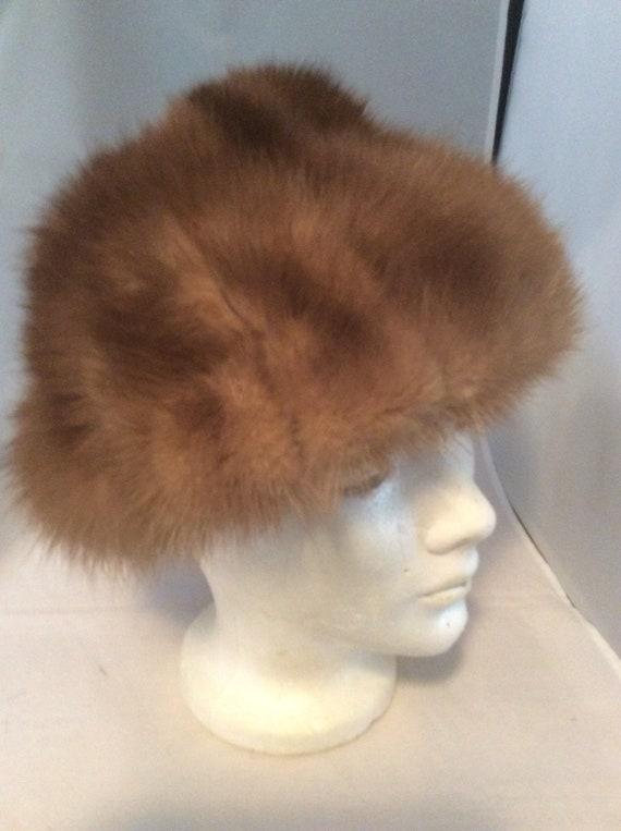 Dece fur hat