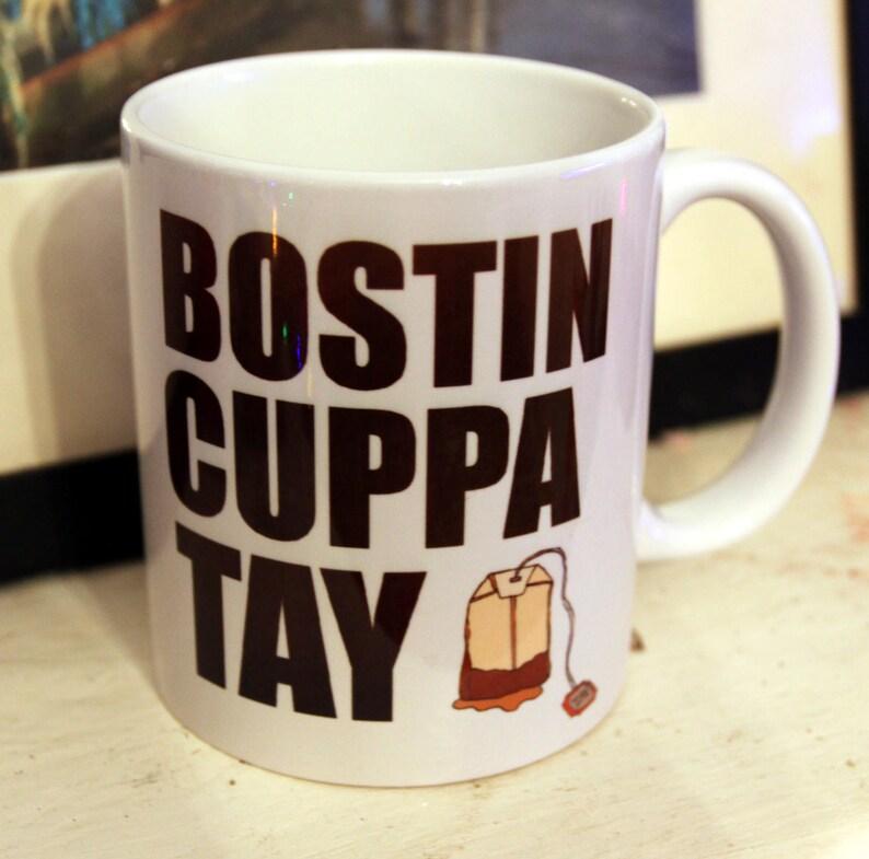 Bostin Cuppa Tea Mug Wolverhampton image 0