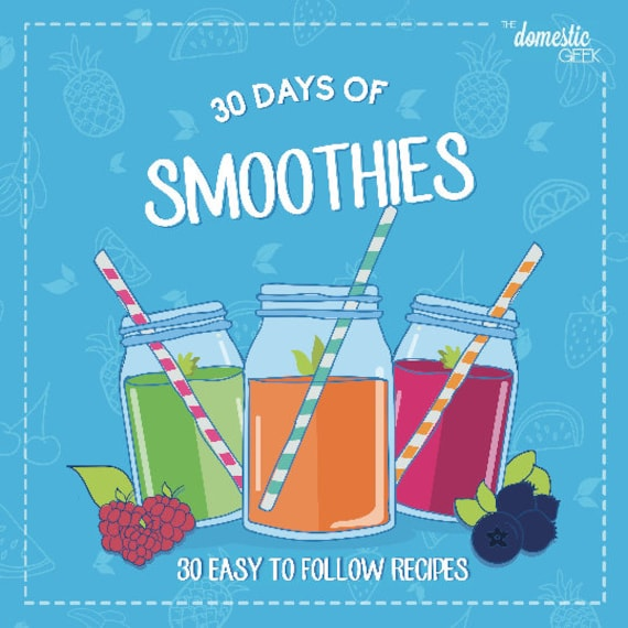 3 ebook bundle smoothies lunch bowls and dinner recipes etsy image 0 fandeluxe Choice Image
