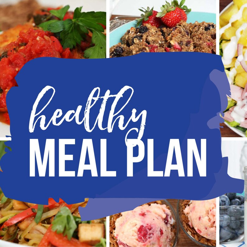 Healthy Meal Plan 2017 eBook  28 Day Meal Plan PLUS More Than image 0