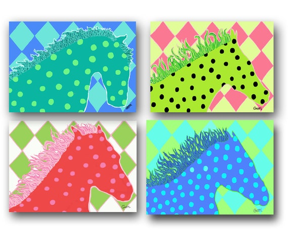 Also great for framing Free shipping! Derby Sale Set of 28 Blank Cards 14 designs 5 x 7 each wheavy paper 2 of each included