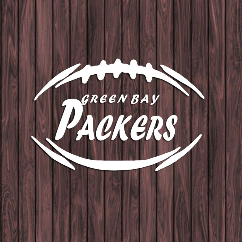f3a4c0ae7b3 Green Bay Packers Decal Vinyl Decal Sticker Car Decal