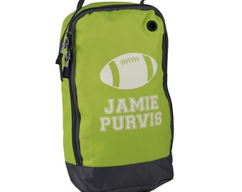 Personalised Rugby Boot Bag - Kids Boot Bag - Boot Bag for Boys - Shoe Bag