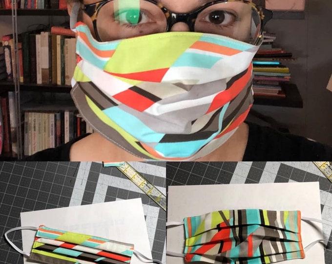 Mystery Masks; Adult & Child Sizes; Surgical Masks, PPE, Masks, Made to Order