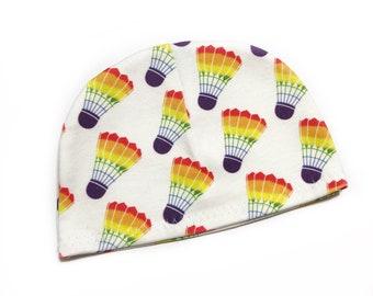 KC Pride Organic newborn hat
