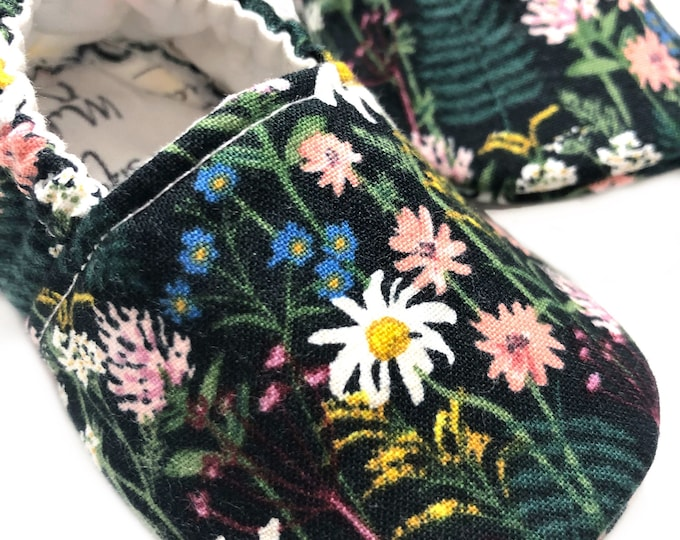 Wildflower Moccasins, Rifle Paper Co