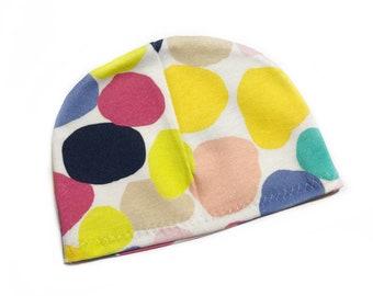 Organic newborn hat