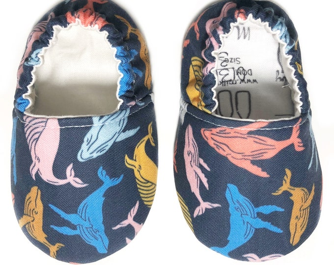 Whale Moccasins
