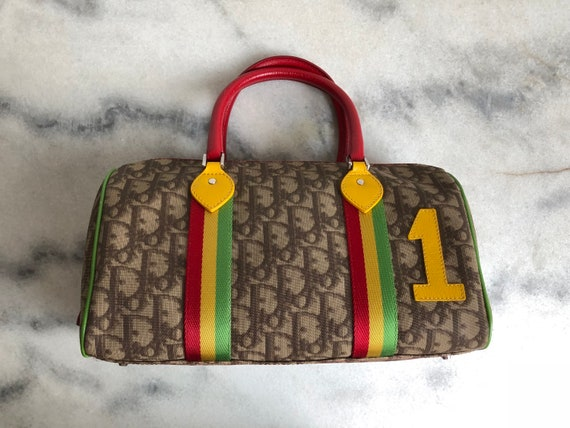 Christian Dior Rasta Bag