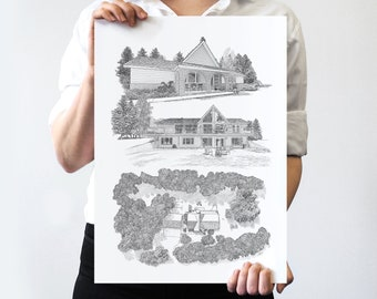 Architect's House Portrait