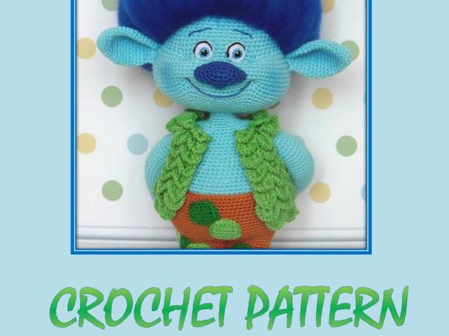 Branch Amigurumi Crochet Pattern By Maria Amelina Etsy