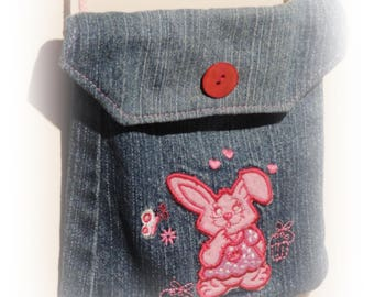 Gift card holder for girl