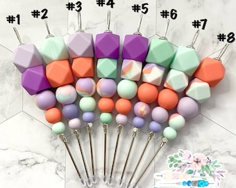 """5"""" Tie Dye #3 Collection, Cookie Scribe, Scribe Tool, Pink Scribe, Silicone Scribe, Cookie Tool, Cookie Scribe"""