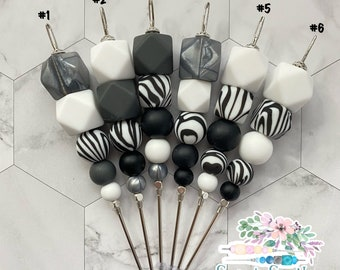 """5"""" Zebra Print Collection, Cookie Scribe, Scribe Tool, Pink Scribe, Silicone Scribe, Cookie Tool, Cookie Scribe"""
