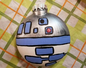R2D2 Star Wars ornament