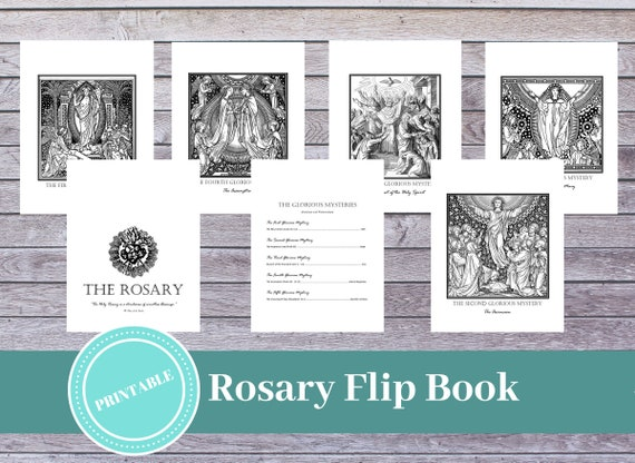 It's just a graphic of 54 Day Rosary Novena Printable with regard to hail mary