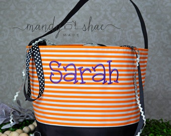 Trick-or-Treat Bag/Personalized Halloween Bucket