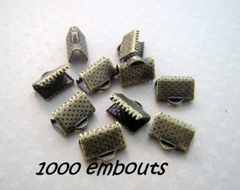 1000 ends to tighten 10mm bronze - L1000318