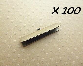 100 ends to tighten brass 30mm