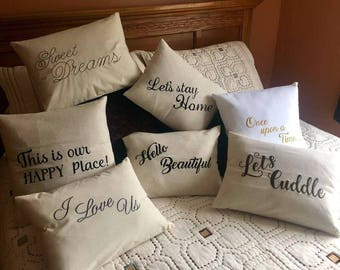 Cute Throw Pillows