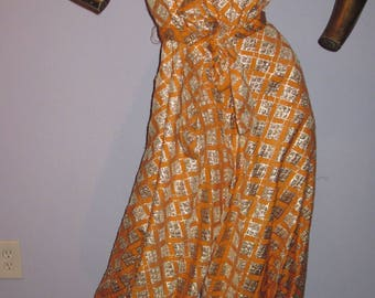 9e68c1e3ef9f this vintage70s amazing brocade jumpsuit