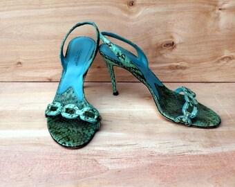 595e51d6ce9d4 vintage DOLCE and GABBANA shoes