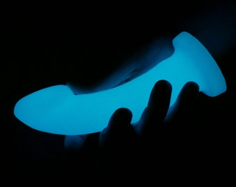 Adam/Ambit Glow In The Dark Collection   Silicone Dildos   Strap On Harness Sex Toys   G-spot and Prostate sex toys