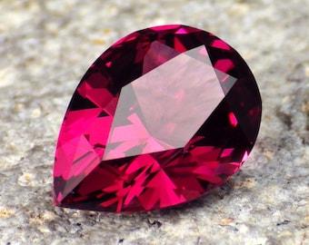 Untreated Unheated Natural Gemstones 2.49ct Malawi Spessartite Garnet