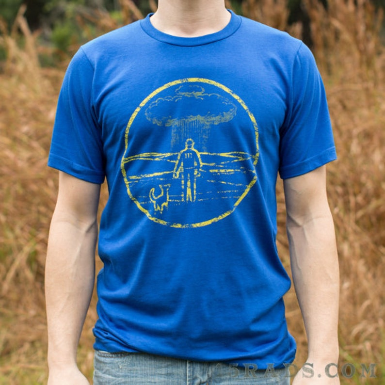 Classic gamer T-Shirts fine cotton jersey USA made tee image 0