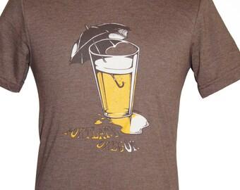 Mens Portland Umbrella Pint T-shirt