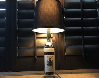 Willet Straight Rye Whiskey Bottle Lamp