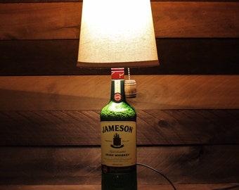 Jameson Irish Whiskey Bottle Lamp