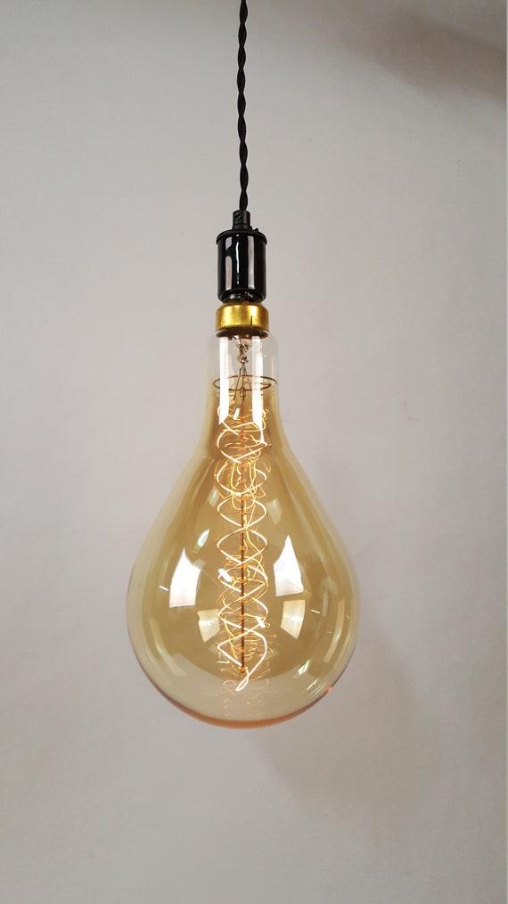 Pendant Light | Industrial Chandeliers | Edison Bulb