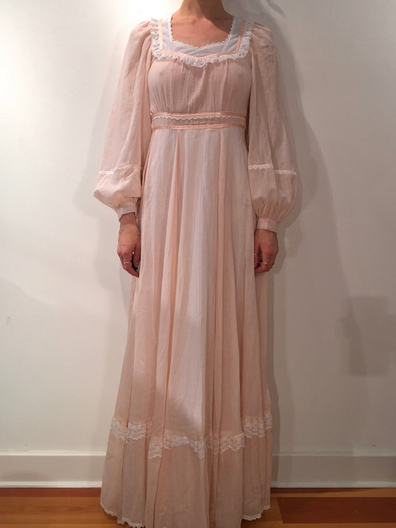 Reserved for Alexa DO NOT BUY 70's Gunne Sax by J… - image 1