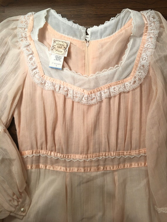 Reserved for Alexa DO NOT BUY 70's Gunne Sax by J… - image 5