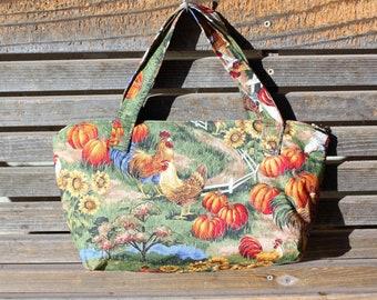 Cosmetic/Lunch/stuff bag