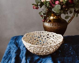 Blue Linen Tablecloth - Dark Blue Linen - Christmas Tablecloth - Natural Linen Cloth -  Elegant Linen Tablecloth - Pure Linen - Gift Idea