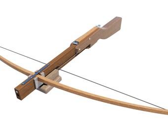 Wood crossbow | Etsy