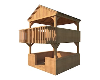Kids Wooden Tree House Plans DIY Ship Themed Play Fort Kids | Etsy on toy train plans, toy school house plans, toy dollhouse furniture, toy wood plans, toy kitchen plans, tiny house plans, toy dog house plans, deck plans, wooden doll house plans, wooden toy airplane plans, toy castle plans, toy boat plans, toy wooden tree houses,