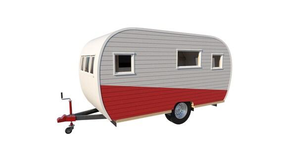Diy Camper Trailer