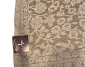 Kani Scarf, Pure Wool Scarf Shawl, Woven Art, Women Scarf, Stole, Wrap, Kashmiri Kani, Girl Shawl, Kashmiri Shawl, Kani Weave, Woven Design