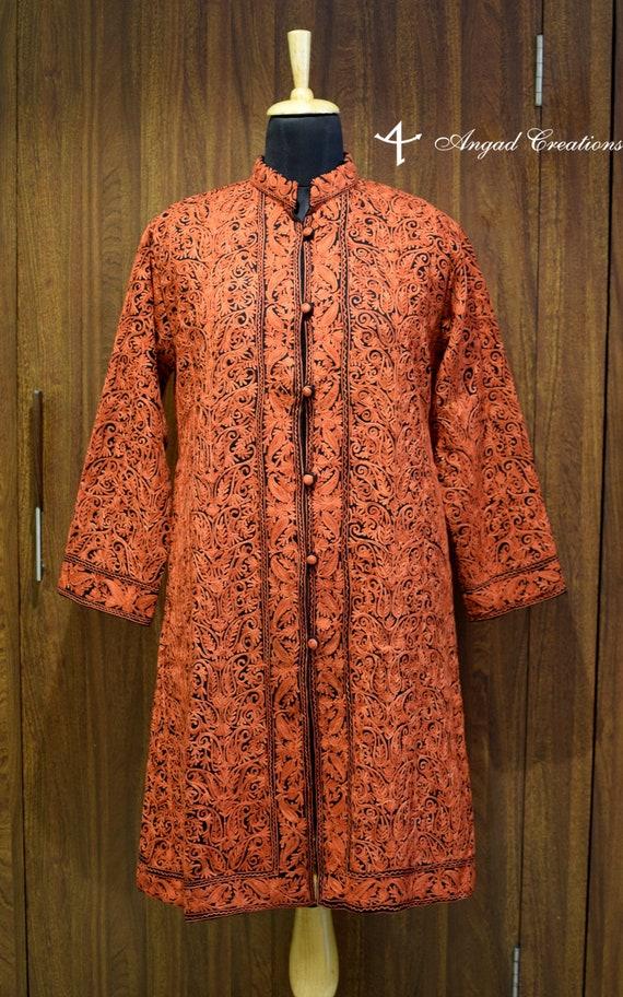 Girl femmes manteauxmanteau riche de Cachemire jacquard Longmanteau noirbrodé vestesmanteaux BohoBoho manteauvestes brodé de femme N8wOnkXP0
